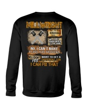 Millwright I Can Fix That Crewneck Sweatshirt thumbnail