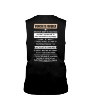 Concrete Greatest Craft In The World Sleeveless Tee thumbnail
