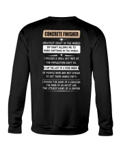 Concrete Greatest Craft In The World Crewneck Sweatshirt thumbnail