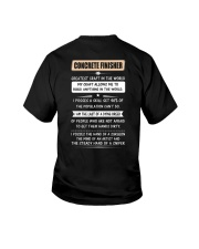 Concrete Greatest Craft In The World Youth T-Shirt thumbnail