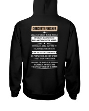 Concrete Greatest Craft In The World Hooded Sweatshirt thumbnail