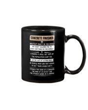 Concrete Greatest Craft In The World Mug thumbnail