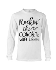 Rockin the Concrete Wife Long Sleeve Tee thumbnail