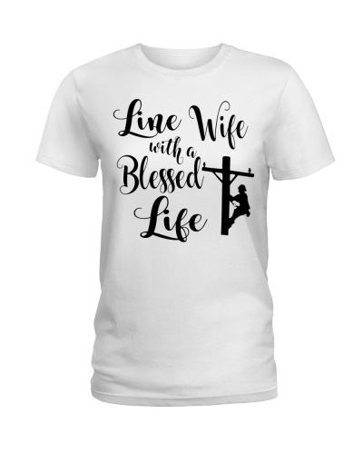 Line Wife With A Blessed Life