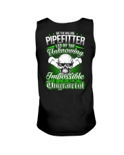 We the willing Pipefitter led by the unknowing Unisex Tank thumbnail
