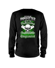 We the willing Pipefitter led by the unknowing Long Sleeve Tee thumbnail