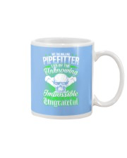 We the willing Pipefitter led by the unknowing Mug front
