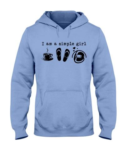 I am a simple girl