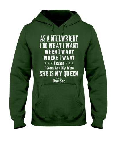 As a Millwright