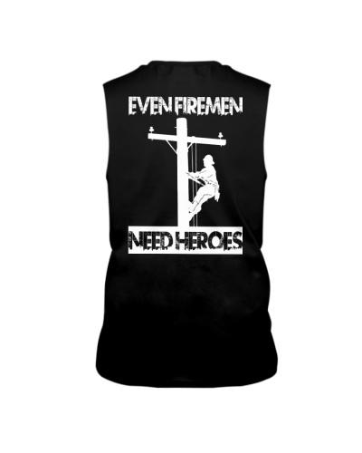Even Firemen Need Heroes