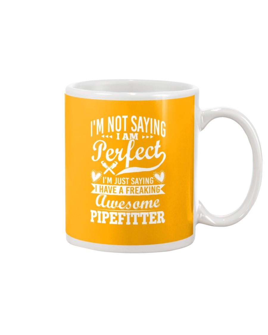 I Have A Freaking Awesome Pipefitter Mug