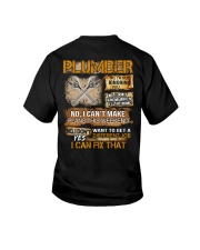 Plumber I Can Fix That Youth T-Shirt thumbnail