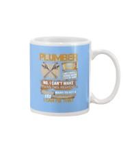 Plumber I Can Fix That Mug front