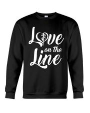Love on the Line Crewneck Sweatshirt thumbnail