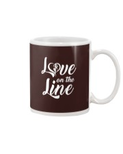 Love on the Line Mug thumbnail