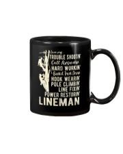 Love my Lineman 2020 Mug thumbnail