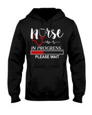 Nurse In Progress Please Wait Hooded Sweatshirt thumbnail