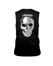 Lineman Skull Sleeveless Tee thumbnail