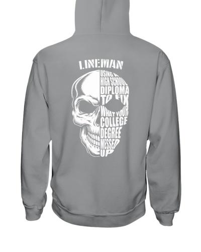Lineman Skull