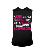 Scaffolder Girl Sleeveless Tee thumbnail