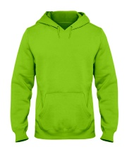 LIMITED CONCRETE FINISHER SHIRT Hooded Sweatshirt front