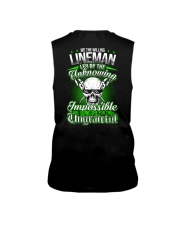 We the willing Lineman led by the unknowing Sleeveless Tee thumbnail