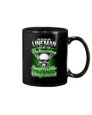 We the willing Lineman led by the unknowing Mug thumbnail