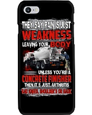 Concrete Weakness Phone Case thumbnail