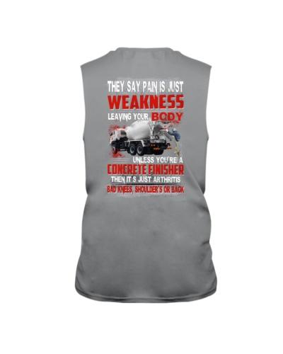 Concrete Weakness