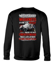 Concrete Weakness Crewneck Sweatshirt tile