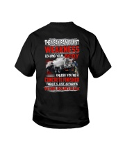 Concrete Weakness Youth T-Shirt thumbnail