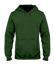 Concrete Weakness Hooded Sweatshirt front