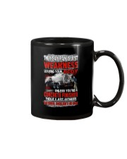 Concrete Weakness Mug thumbnail
