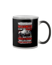 Concrete Weakness Color Changing Mug thumbnail