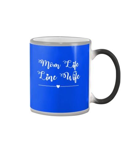 Mom Life Line Wife