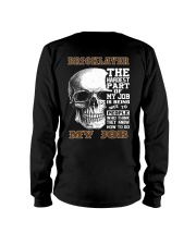 Bricklayer The Hardest Part Of My Job Long Sleeve Tee thumbnail
