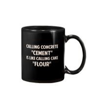 LIMITED CONCRETE FINISHER SHIRT Mug thumbnail
