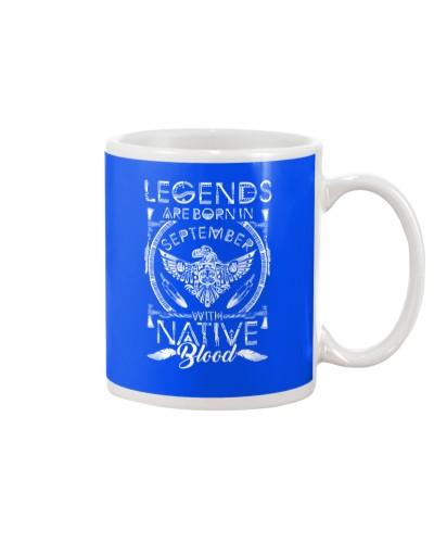 Native nation born in September