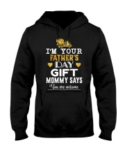 Concrete Finisher Father's Day Hooded Sweatshirt thumbnail