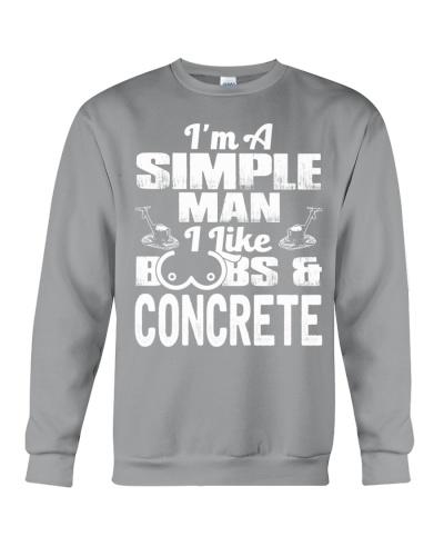 I Like Boobs And Concrete