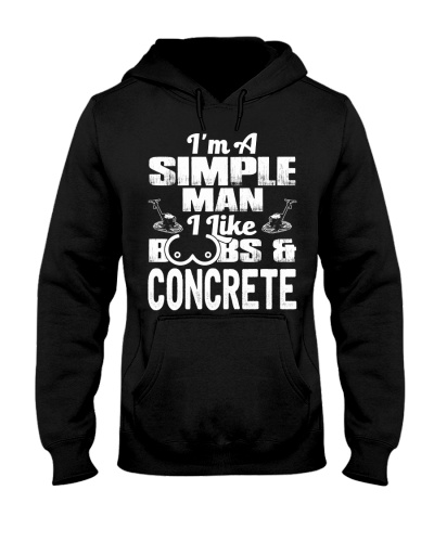 I Like Boobs And Concrete
