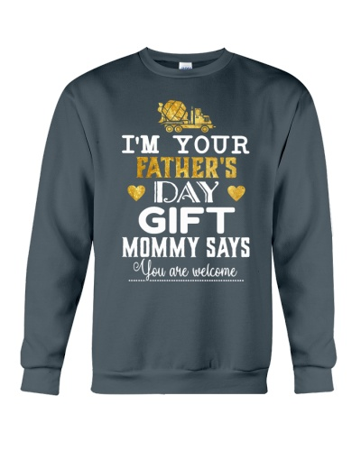 I'm your father day gift