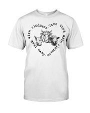 Save them with kindness Premium Fit Mens Tee thumbnail