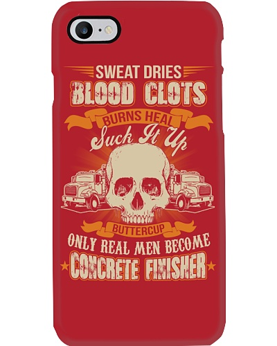 Sweat Dries Blood Clots Burns Heal Suck It Up