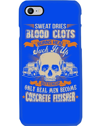 Sweat Dries Blood Clots Burns Heal Suck It Up
