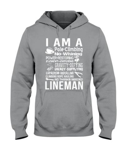 I Am A Lineman