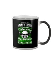 We the willing Concrete Finisher led  Color Changing Mug thumbnail