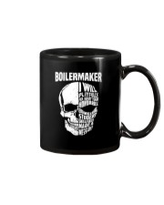Boilermaker Skull Mug thumbnail