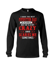 I Have The Best Pipefitter dad dad In The World Long Sleeve Tee thumbnail
