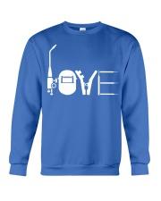 Love Crewneck Sweatshirt front